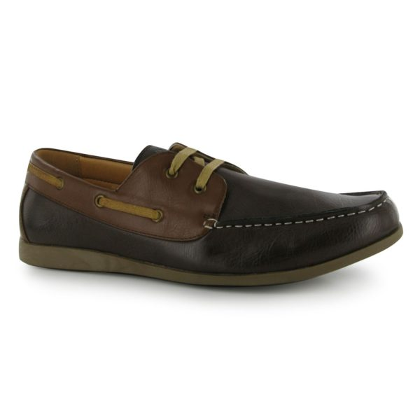 Lee Cooper Tao Boat Shoes -- N9000