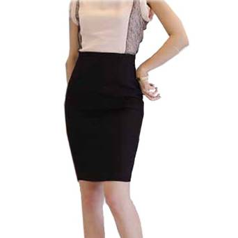 Office Pencil Skirt - N3500
