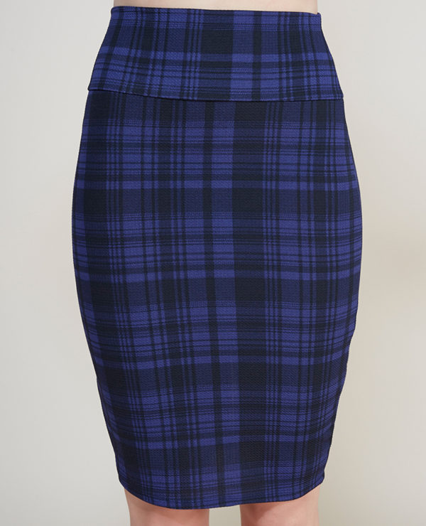 Printed Pencil Skirt -- N3500