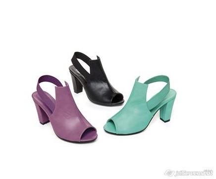 Pull Back Mule Sandal -- N6500