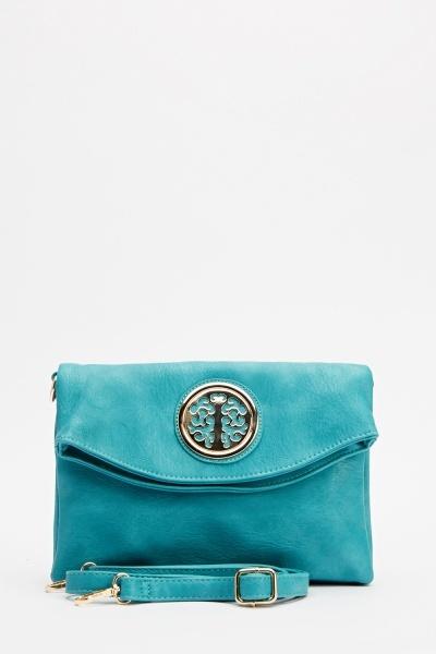 Envelope Detail Clutch Bag -- N4500