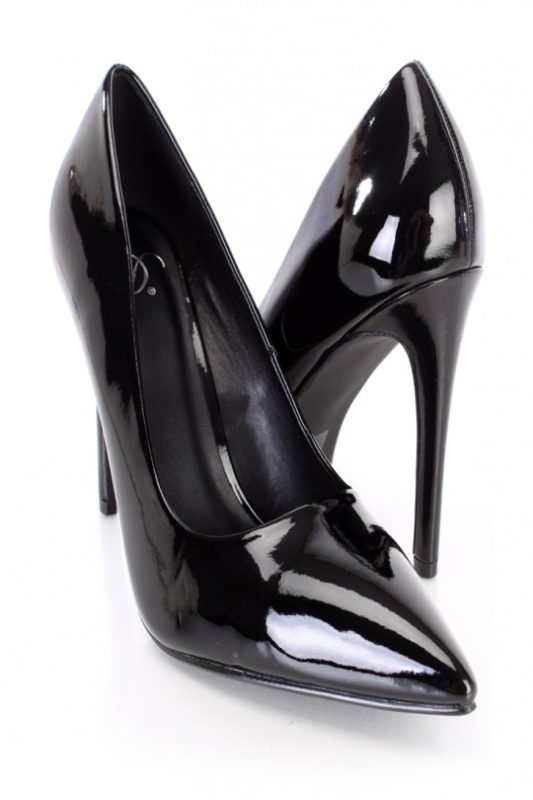 Katelyn Pumps - Black -- N7500