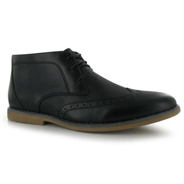 Lee Cooper Brogue Boots-- N13500