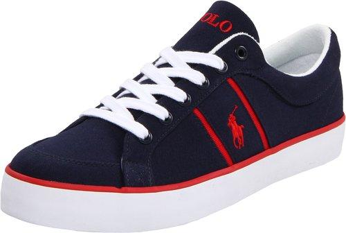 Polo Ralph Lauren Bolingbrook Sneakers- Blue -- N18000