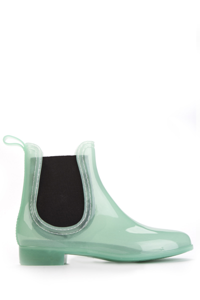 Waterproof Chelsea Boots - Green -- N4500
