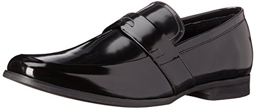 Calvin Klein Carrigan Box Smooth Loafers -- N20,000