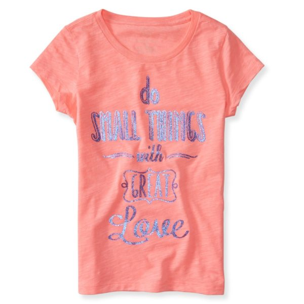 Kids' Small Things Graphic T -- N2200