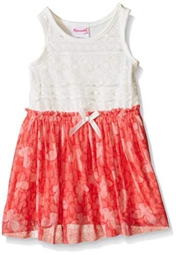 Nannette Lace Bodice with Chiffon Skirt -- N4200
